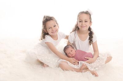צילומי ניו-בורן ומשפחה
